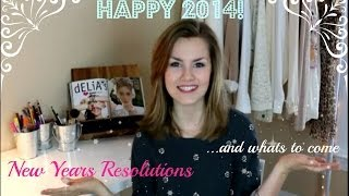 New Years Resolutions, Where I Have Been & What is to Come! Thumbnail