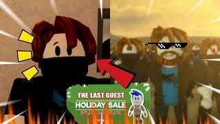 Roblox The Last Guest 4 The Great War Clips and The Release Date!!!