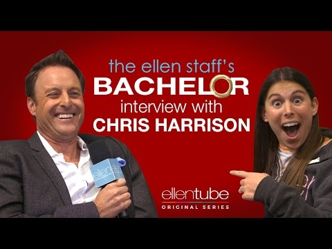 The Ellen Staff's Interview with Chris Harrison