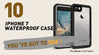 Waterproof IPhone 7 Cases Collection // New & Popular 2017