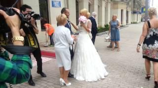 ЭКСКЛЮЗИВ СТАРХИТА: Лера Кудрявцева расплакалась на собственной свадьбе