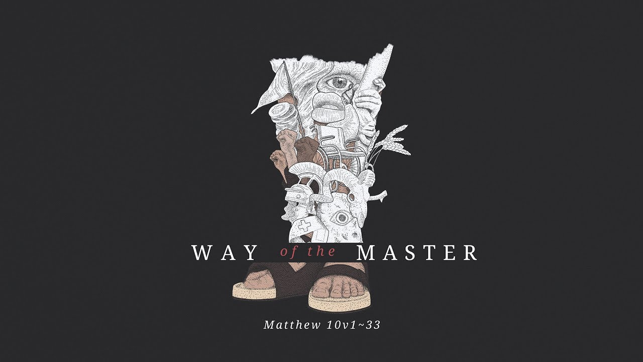Way of the Master 12 | Sending the 12 Cover Image