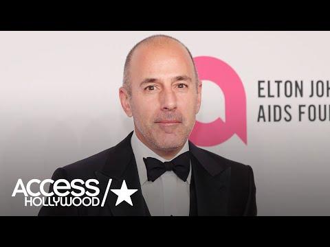 Matt Lauer & Sandra Bullock's  From 2009 Is Making Headlines Again  Access Hollywood