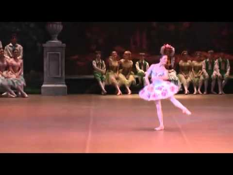 Variation La Fille Mal Gardee 2 Act Joy Womack Bolshoi