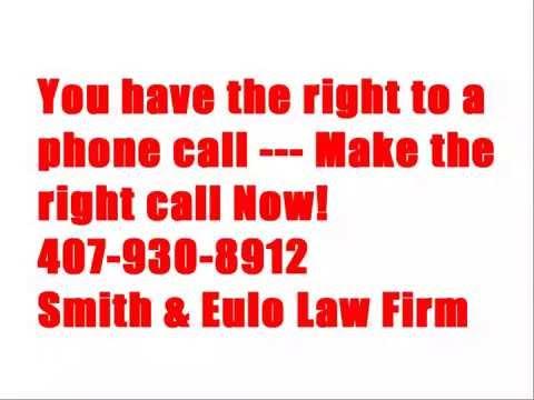Robbery Lawyer Sanford 407-930-8912