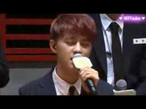 130820 EXO XOXO Live - ENG SUB, ROM, HAN  [HD]