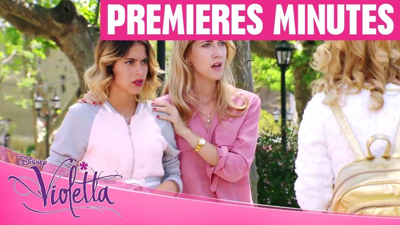 Violetta saison 3 premi res minutes episode 77 youtube - Photo de violetta saison 3 ...