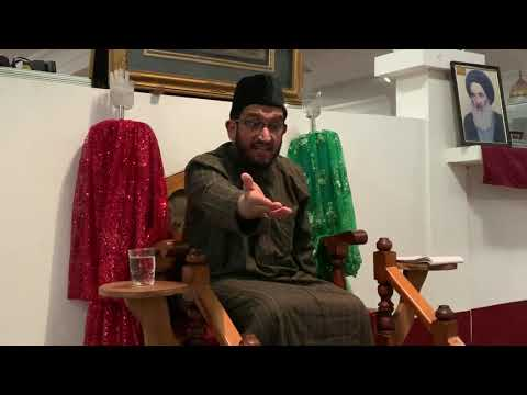 Aga Mustafa Moledina, 01 Mahe Ramzane 1440, Tamatave