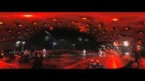 Muse - Uprising Live - 360 Degrees (Dom Cam)
