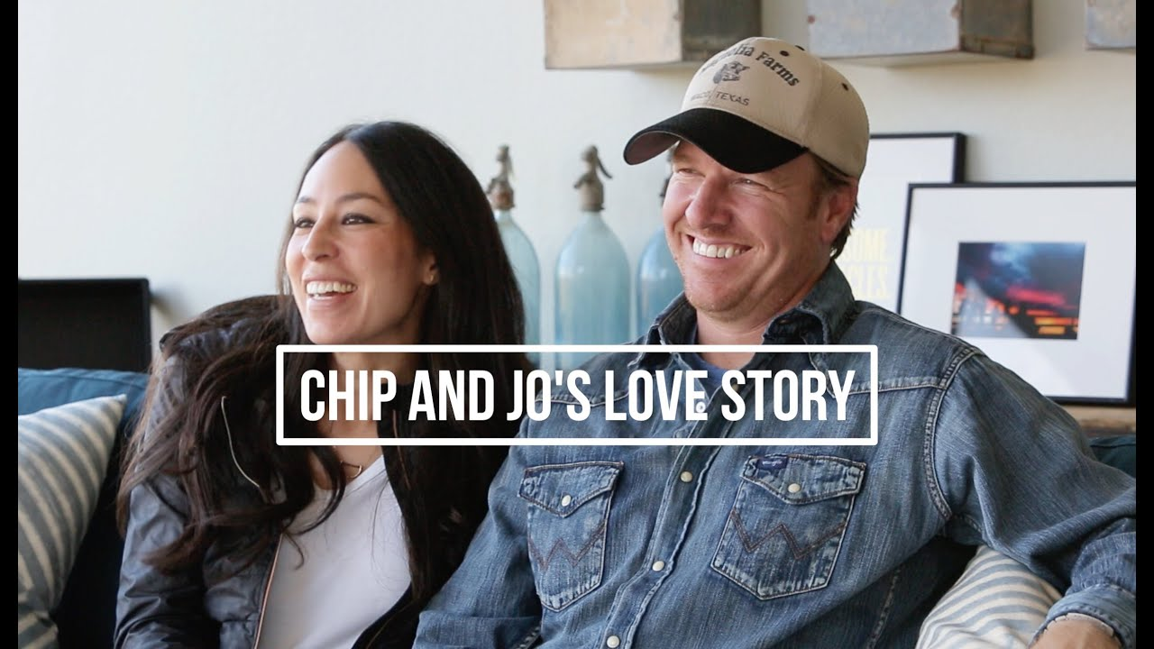 Chip Joanna Gaines Love Story Youtube