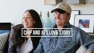 Chip & Joanna Gaines Love Story