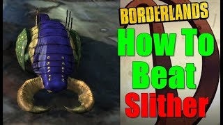 Borderlands How To Beat Slither Walkthrough Altar Ego Godless Monsters Gameplay Commentary HD