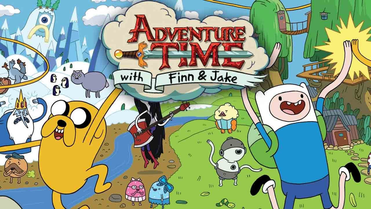 Adventure Time New Cartoon Network Tv Show Review Youtube