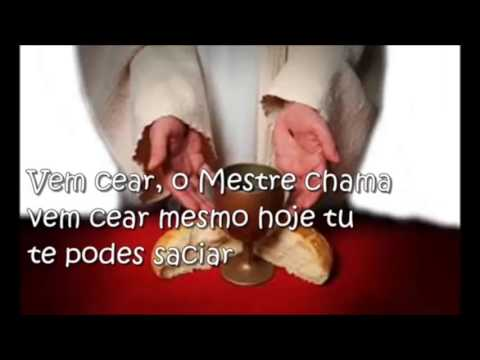 Marcos Antonio - Vem cear Playback