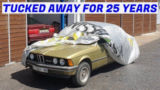 Barn Find - The Original BMW 3 Series: E21 323i - Project Castellón: Part 1