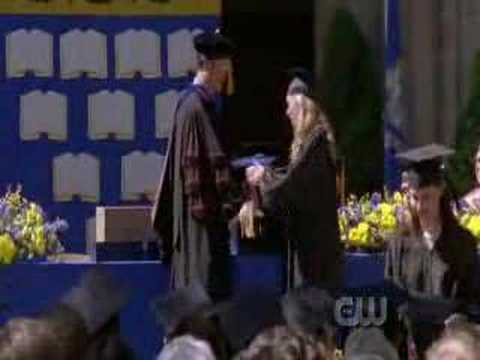 rory graduates from yale
