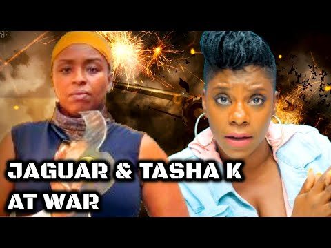 Jaguar Wright Tells Tasha K This Is War And Starts A YouTube Channel (Isiah Curry Report)