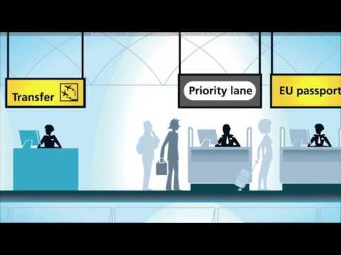KLM Schiphol Transfer & Arrival Information
