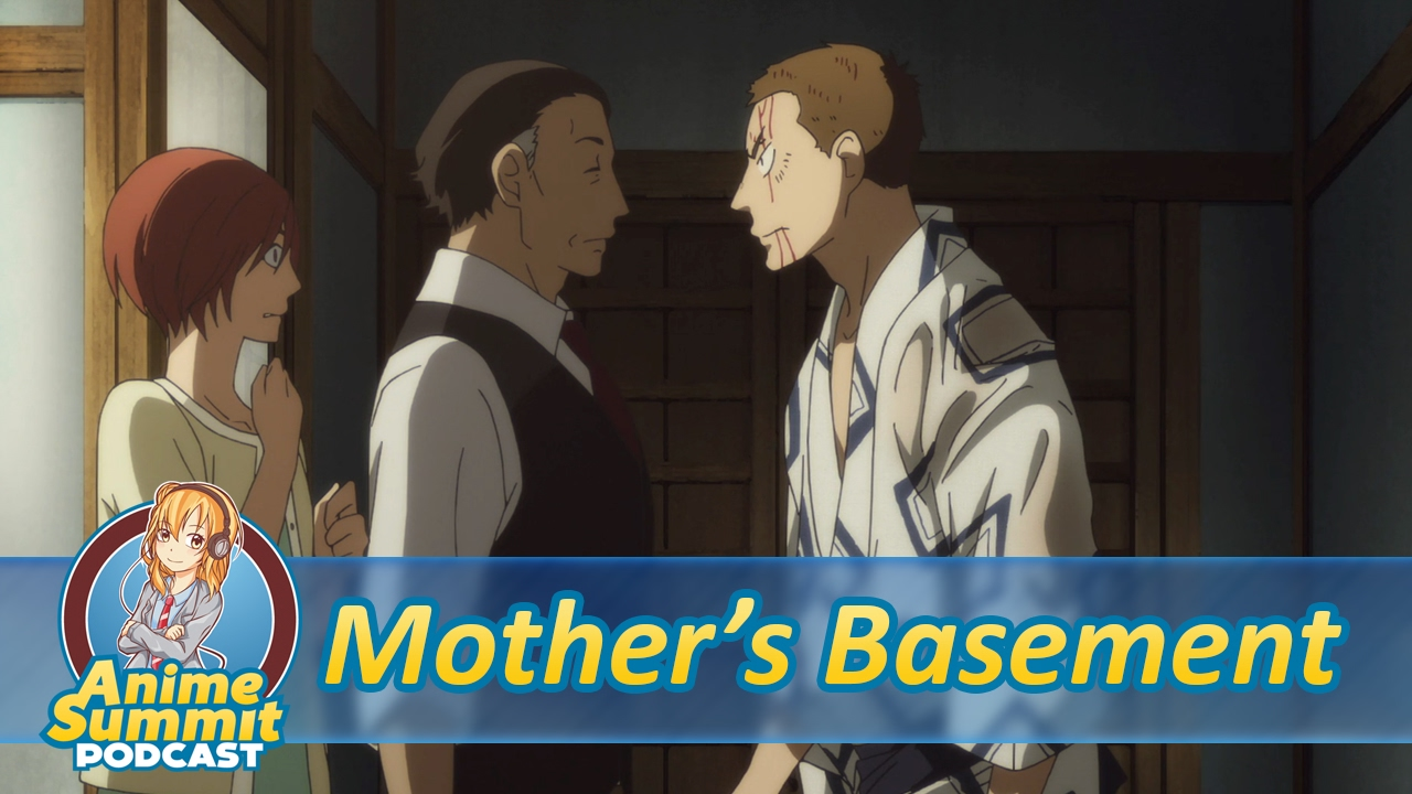 Mother's Basement Guestcast - Anime Podcast - YouTube