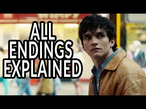 BLACK MIRROR: BANDERSNATCH Every Ending Explained!