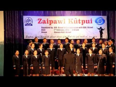 Territorial Songsters IET - Fak Rawh U (Live @ Choral Festival, Vanpa Hall)