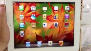 ipad third generation 16GB White Wi-Fi Retina Display