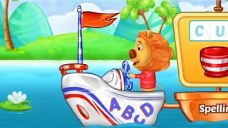Little Kid's Learn English (ABC Spelling) HD