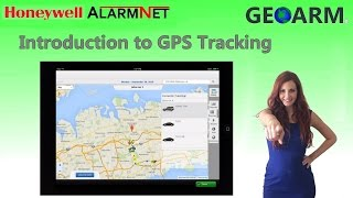 Honeywell GPS Tracking - Introduction to Vehicle and Asset Tracking Services