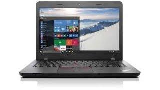 Lenovo Thinkpad E470 (20H1004UIG) Laptop Detail Specification