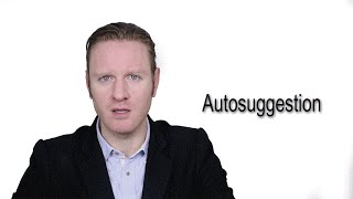 Autosuggestion - Meaning | Pronunciation || Word Wor(l)d - Audio Video Dictionary