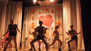 """IOWA """"Маршрутка"""" танец )"""