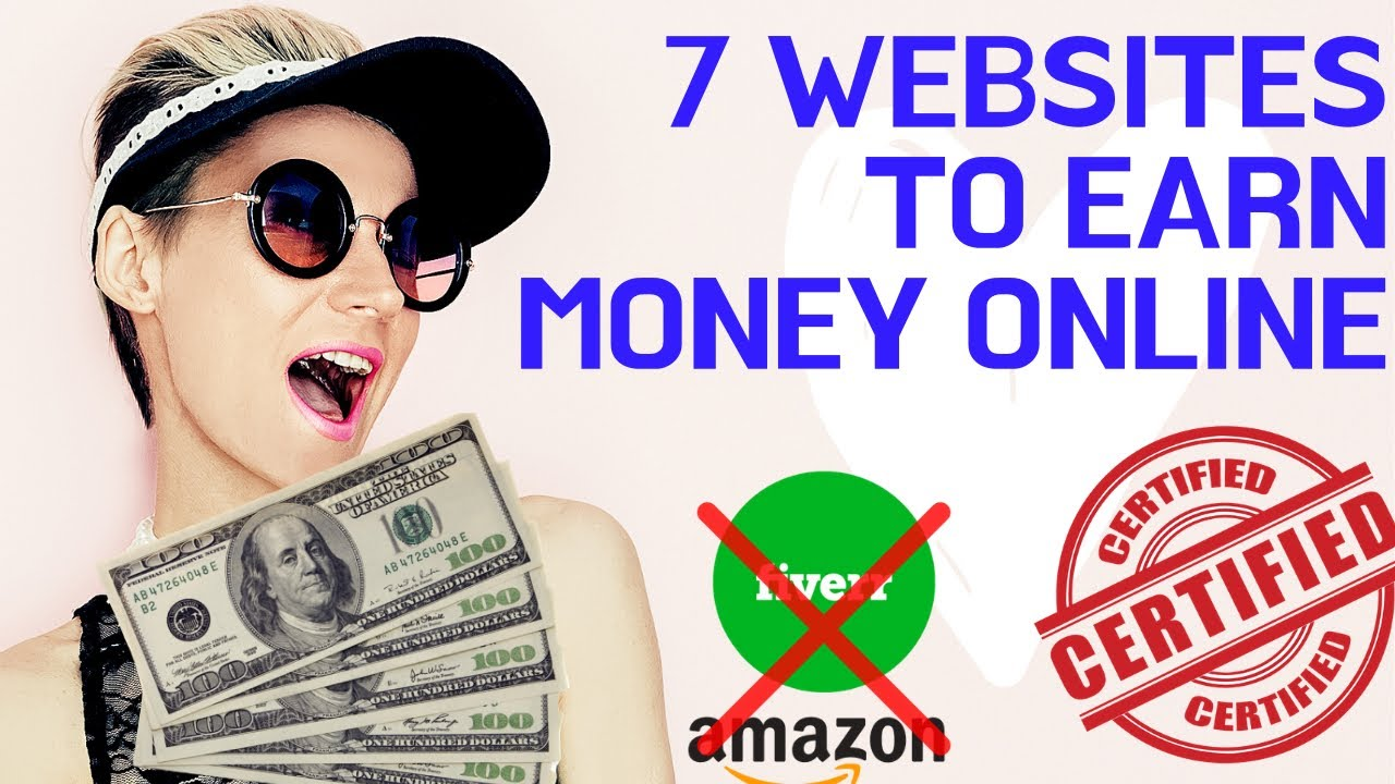Websites to Make Money  |Work From Home Jobs |Best Way To Make Money 2020|Online jobs|Online Money