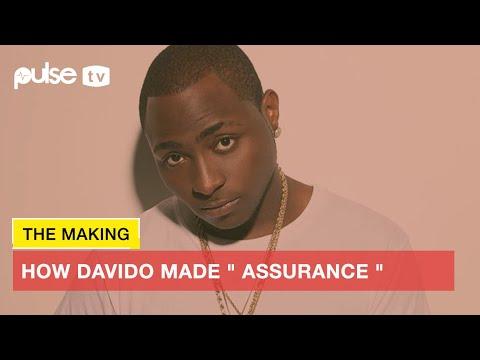 The Making of Davido's Assurance Produced By Speroach beatz   PulseTV