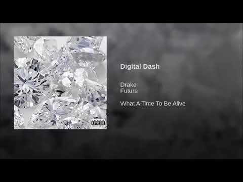DRAKE FT FUTURE DIAMOND DANCING (OFFICIAL AUDIO)