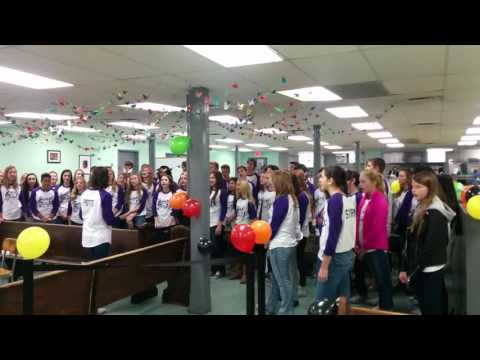 Cincinnati Hills Christian Academy Choir Concert at Our Daily Bread