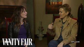 "Rosemarie DeWitt Talks to Vanity Fair's Krista Smith About the Movie ""Nobody Walks"""