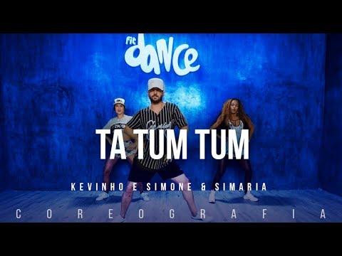 Ta Tum Tum - Kevinho e Simone & Simaria | FitDance TV (Coreografia) Dance Video