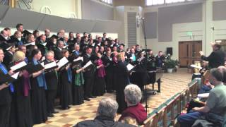 Northern Lights Chorale - The Road Home - Stephen Paulus