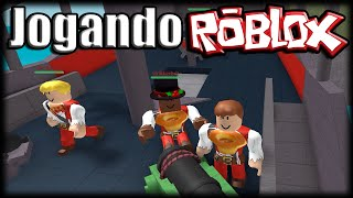 Playing Roblox-the most useless pirates!