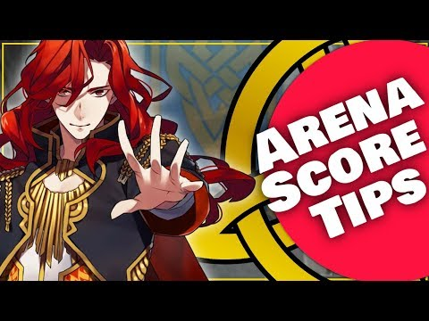 Fire Emblem Heroes Arena Score Guide 💥 5 Tips To Use NOW!  FE Heroes Arena Guide