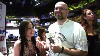 Tony Bones report AEE 2015 Jennifer White HD