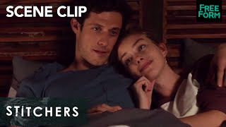 Stitchers | Season 3, Episode 3: Kirsten Stays The Night | Freeform