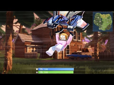 Roblox Escape Fortnite Obby With Molly!