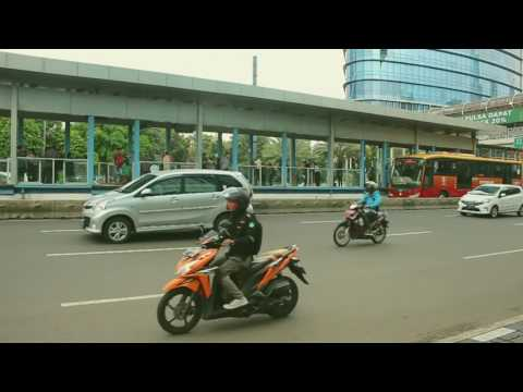 Senja di Jakarta-Unofficial Music Video