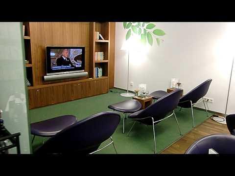 Austrian Airlines Vienna HON Circle Lounge