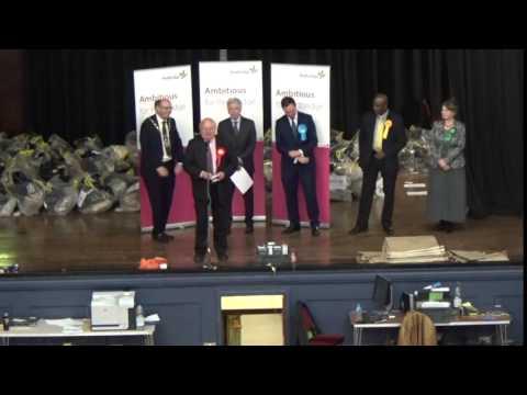 Ilford North | General Election Declaration | Sky News