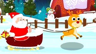 Рождество идет Рождественские песни Рождество Christmas for Children Christmas Is Coming
