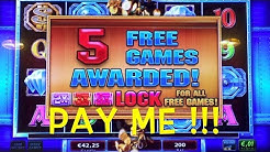 MEGA VAULT - Bonus & Big Win - IGT Slot Machine Pokie Pokies Spielautomat 큰 승리 슬롯 머신