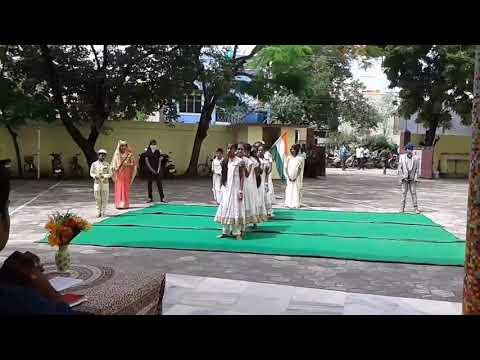 Enadhu India dance by c.s.i