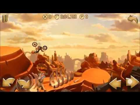Trials Frontier Platinum: Three Bridges